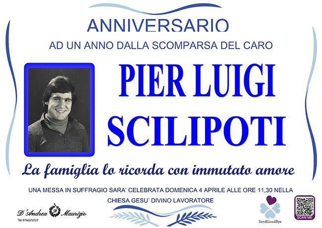 PIER LUIGI SCILIPOTI – Anniversario