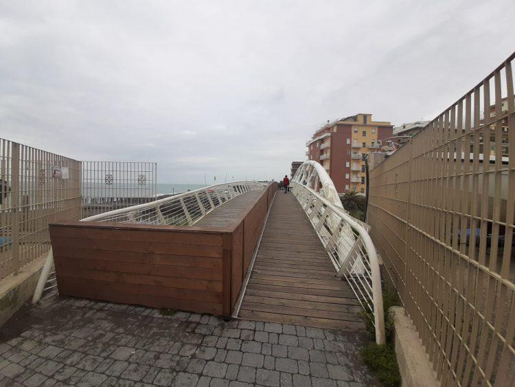 Al via i lavori al ponte Bikila