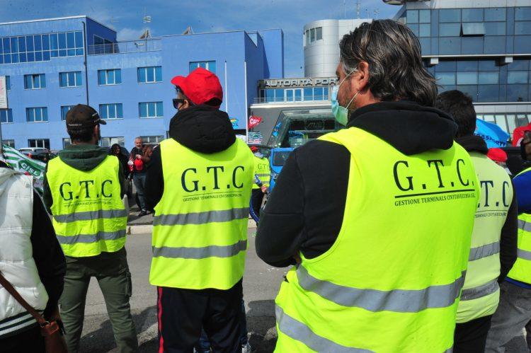 Gtc: i gruisti di nuovo in sciopero