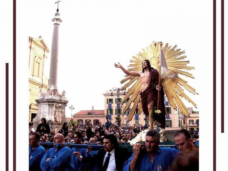La processione del Cristo Risorto di Tarquinia in un documentario in onda la domenica di Pasqua su Tele Lazio nord