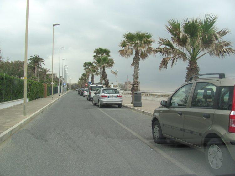 Dal primo maggio cambia la viabilità a Santa Severa