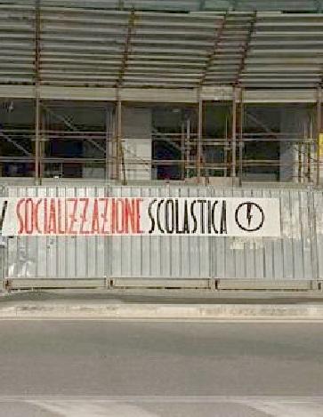 «Socializzazione scolastica ora!»