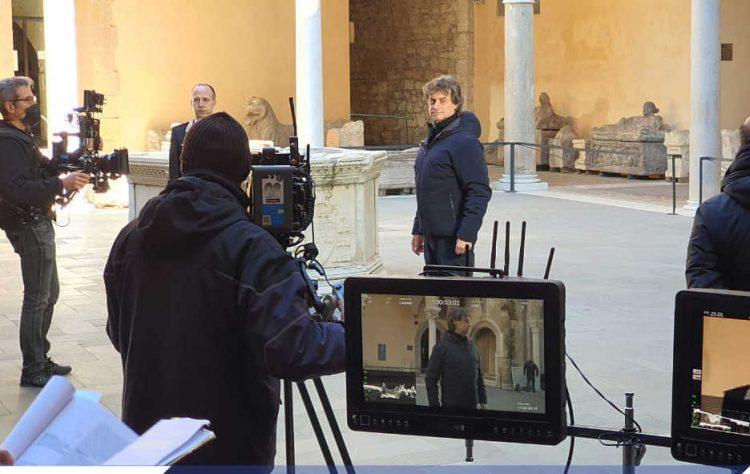 Gli Etruschi stasera in tv     nella terza puntata di Ulisse