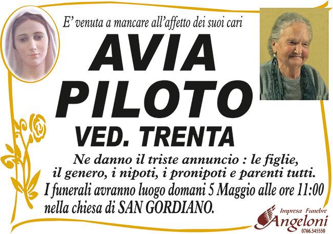 AVIA PILOTO ved. TRENTA