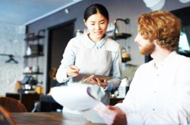 Inapp, gli studenti puntano su benessere e ristorazione