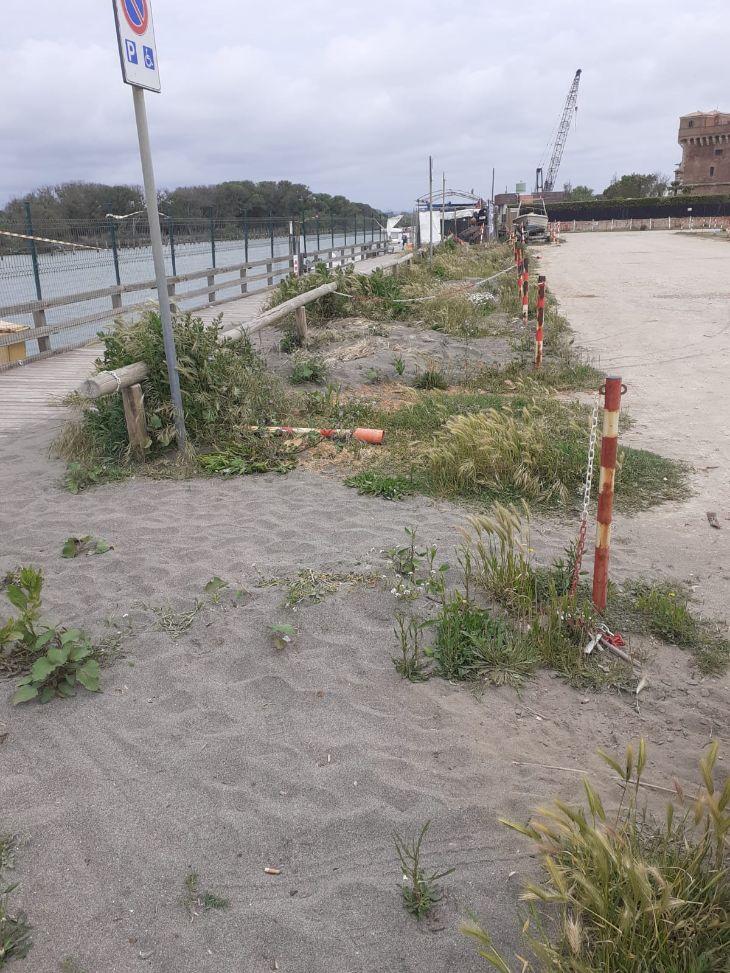 """Mazzoni: """"La Marina di Montalto abbandonata e distrutta"""""""