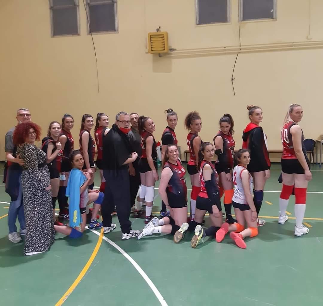 Cv Volley, un weekend dalle mille soddisfazioni