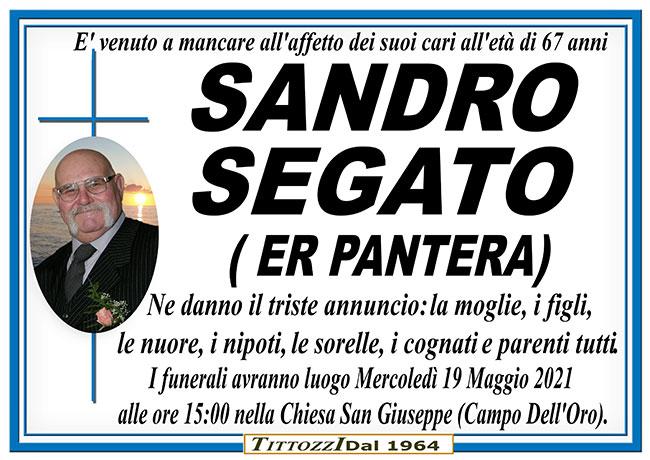SANDRO SEGATO (ER PANTERA)