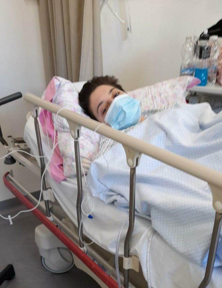 Malata di Cipo, la tarquiniese Silvia Casanova ricoverata a Belcolle