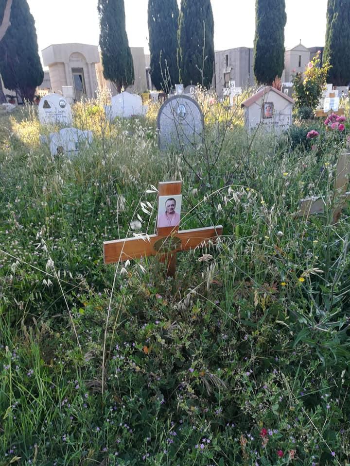Cimitero nuovo, allarme degrado