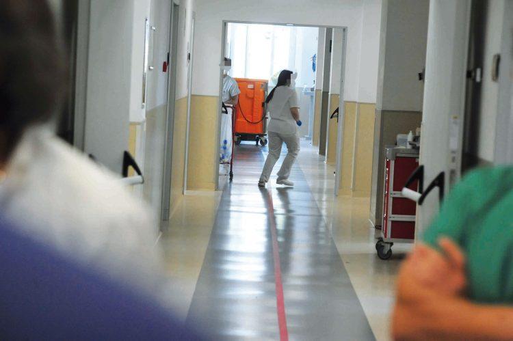 Reparto Covid: 330 pazienti tra seconda e terza ondata