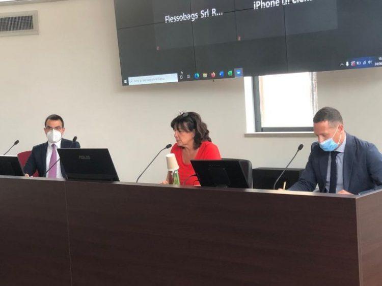 Superstrada Civitavecchia-Orte, incontro tra Unindustria e il commissario Coppa