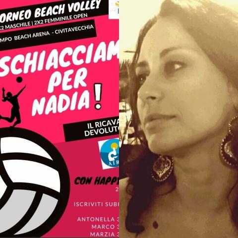 """Alla Marina in scena """"Schiacciamo per Nadia"""""""