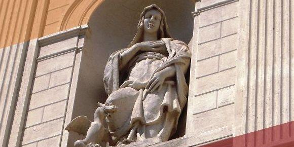 Il Duomo di Tarquinia festeggia Santa Margherita e inaugura i restauri del campanile