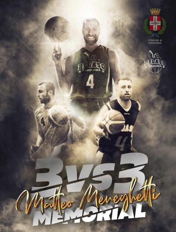 Primo memorial Matteo Meneghetti: aperte le iscrizioni al torneo di basket