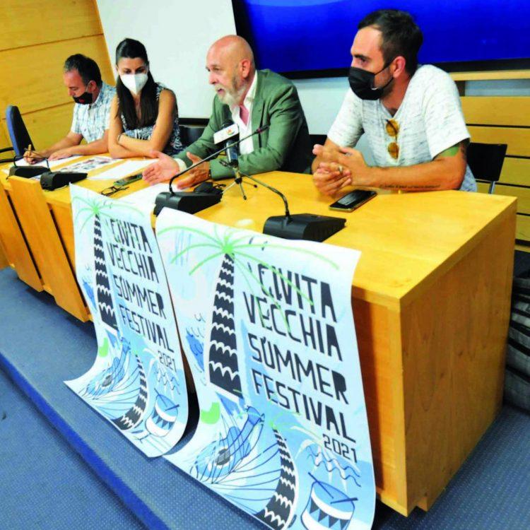 Civitavecchia, presentato il cartellone estivo
