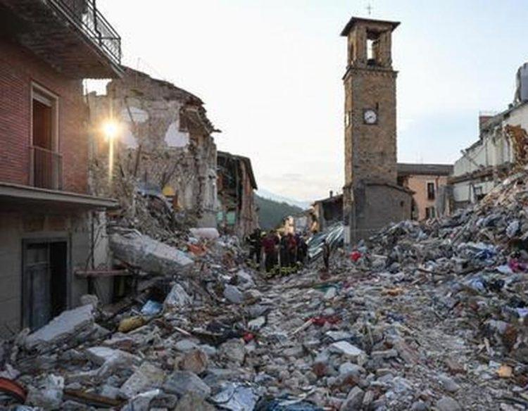 Terremoto ad Amatrice: il centro studi Aurhelio     ricorda l'evento che nel 2016 sconvolse il centro Italia