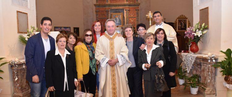 Celebrata la Madonna della Sughera