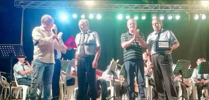 Banda Verdi,  premiati Berardozzi e Muneroni
