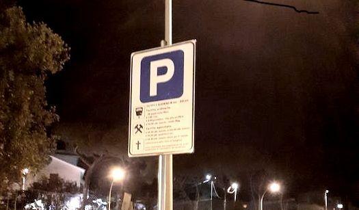 Revisione del programma parcheggi e rispetto     delle prerogative del consiglio: interrogazione di Settanni