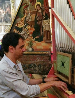"""Il 18 agosto a Tarquinia si apre la """"Settimana Barocca"""", ad esibirsi il maestro Luca Purchiaroni  con un concerto per organo"""