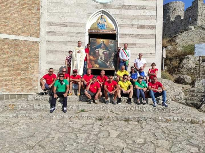 Emozione, preghiera e festa per la Madonna della Rocca