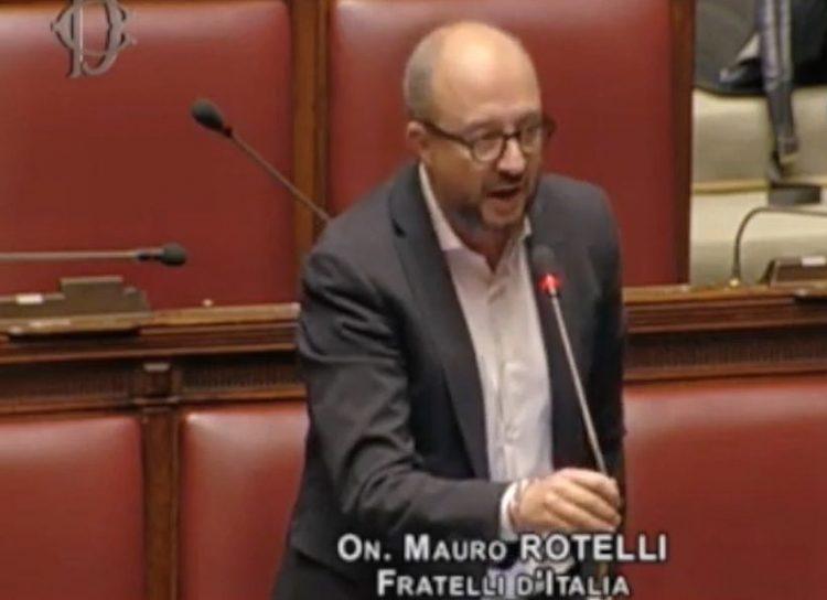 """Rotelli (Fdi): """"Trasversale, dal Tar tutto tace"""""""