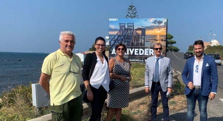 Inaugurata la nuova cartellonistica turistica interattiva
