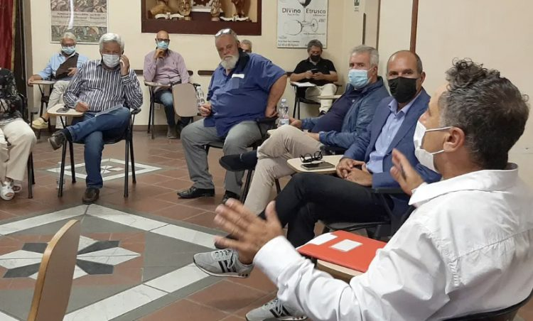 Meeting a Tarquinia su Ambiente ed Agricoltura: entusiasmo e propositività