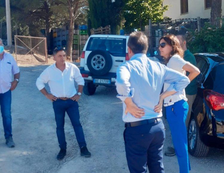 Tarquinia, manutenzione fiumi: 300mila  euro per il Mignone e 500mila per il Marta