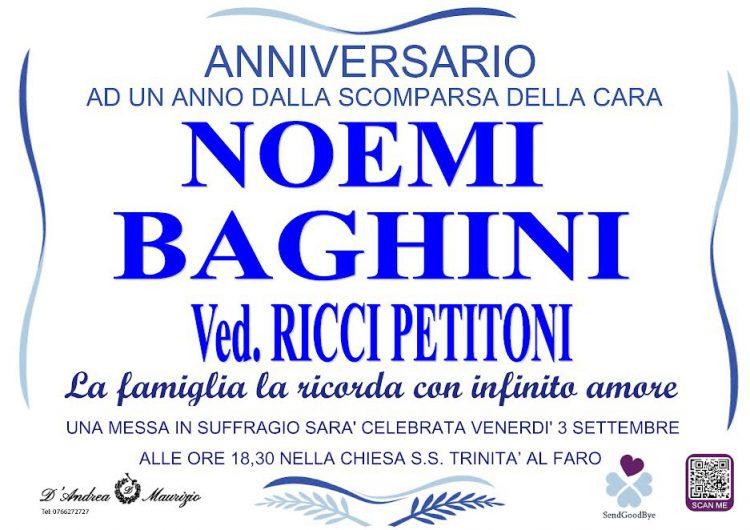 Noemi Baghini