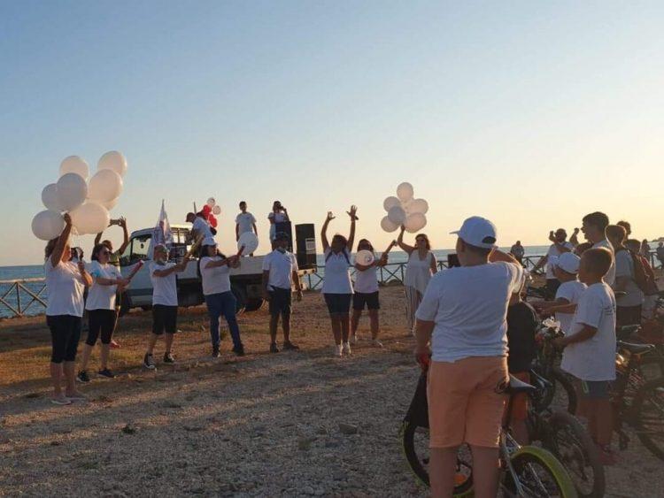 In tanti per la tradizionale pedalata di solidarietà
