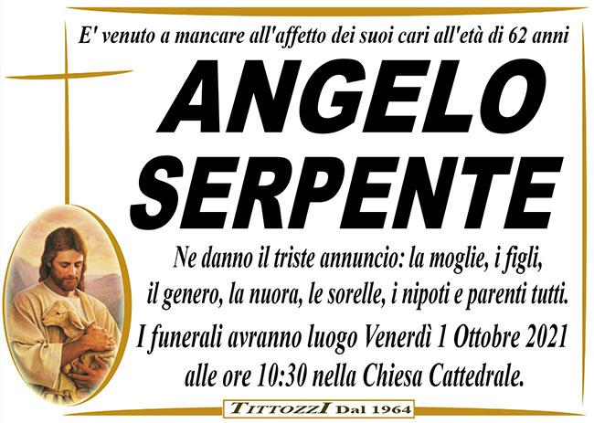 ANGELO SERPENTE