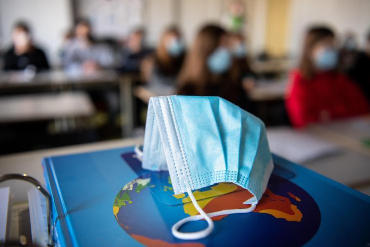 Covid e scuola, nessuna classe in quarantena