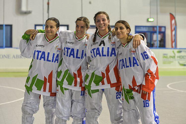 L'Italia targata Cv Skating chiude il Mondiale al sesto posto