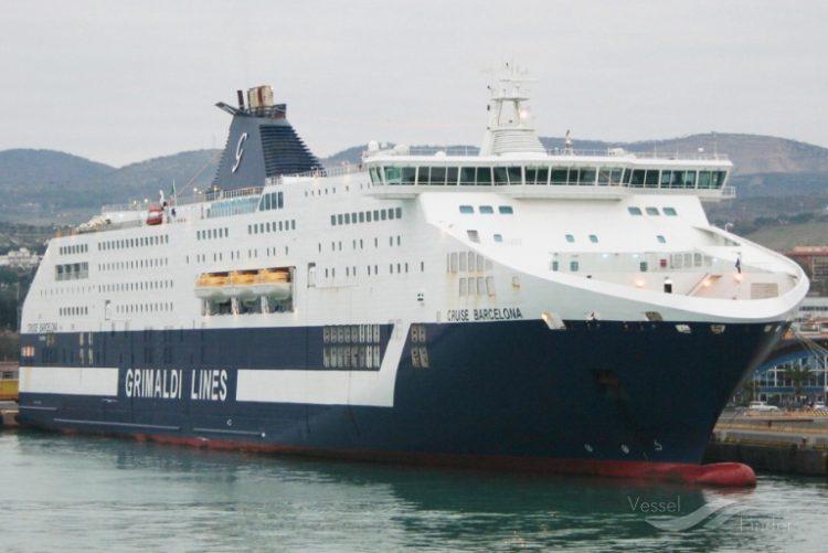 Traghetti, a Grimaldi per 6 mesi la tratta Civitavecchia-Cagliari
