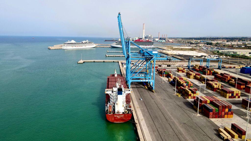Italia-Cina: già ripartita la seconda mini container