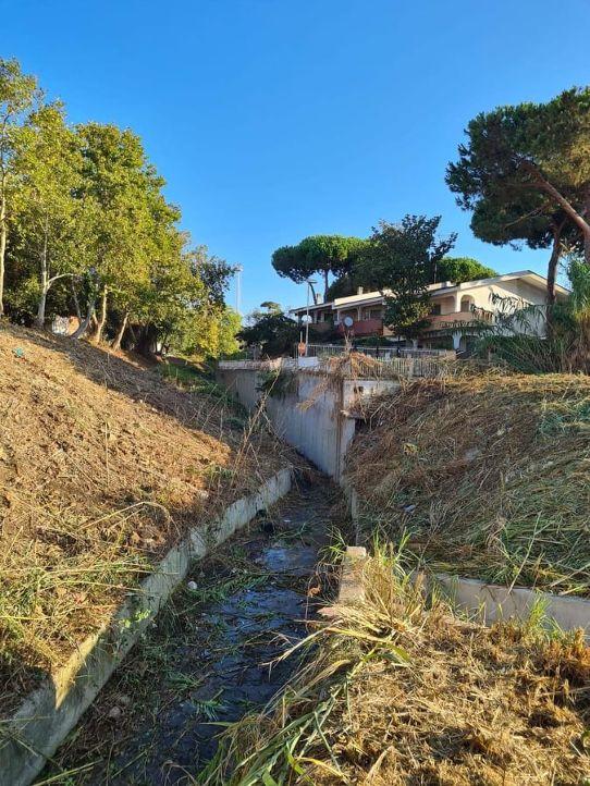 Santa Marinella, partita la bonifica e la pulizia dei fossi