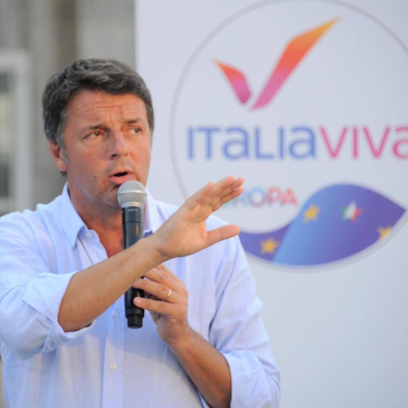 Renzi a Civitavecchia per presentare il suo libro