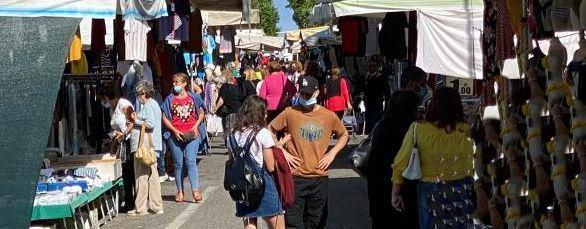 Posteggi nelle aree pubbliche e nei mercati: via alle verifiche