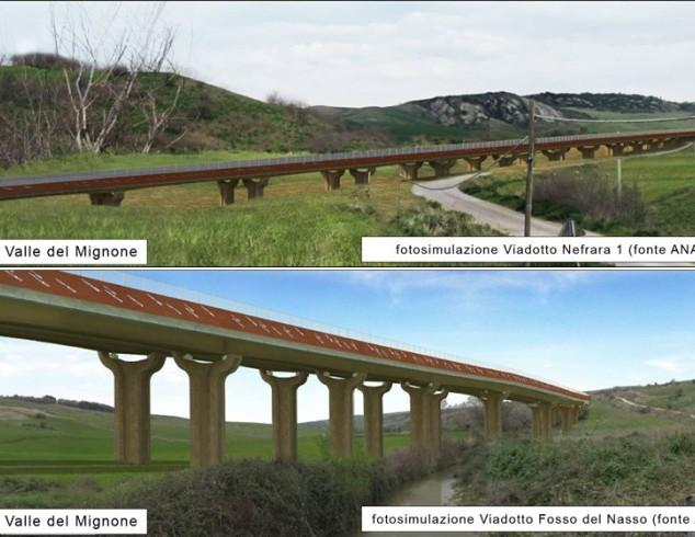 Trasversale, ambientalisti: «Il tracciato verde, un progetto incompatibile con la tutela ambientale della Valle del Mignone»
