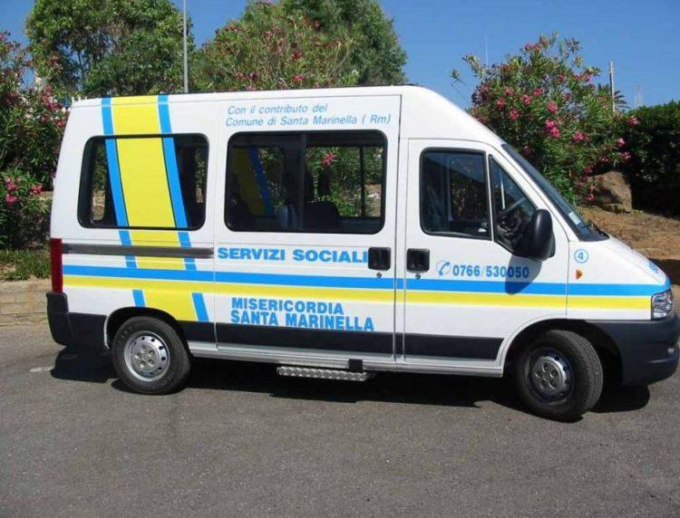Misericordia, raccolta fondi per un nuovo mezzo per il trasporto dei disabili a scuola e in strutture sanitarie