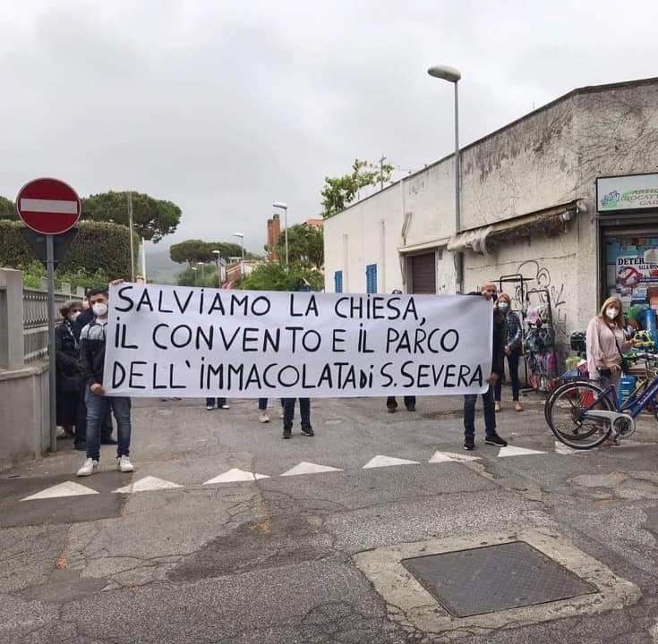 Prosegue l'azione del comitato per la salvaguardia  della chiesa dell'Immacolata: «Proficuo  il confronto con gli Amici di Beppe Grillo»