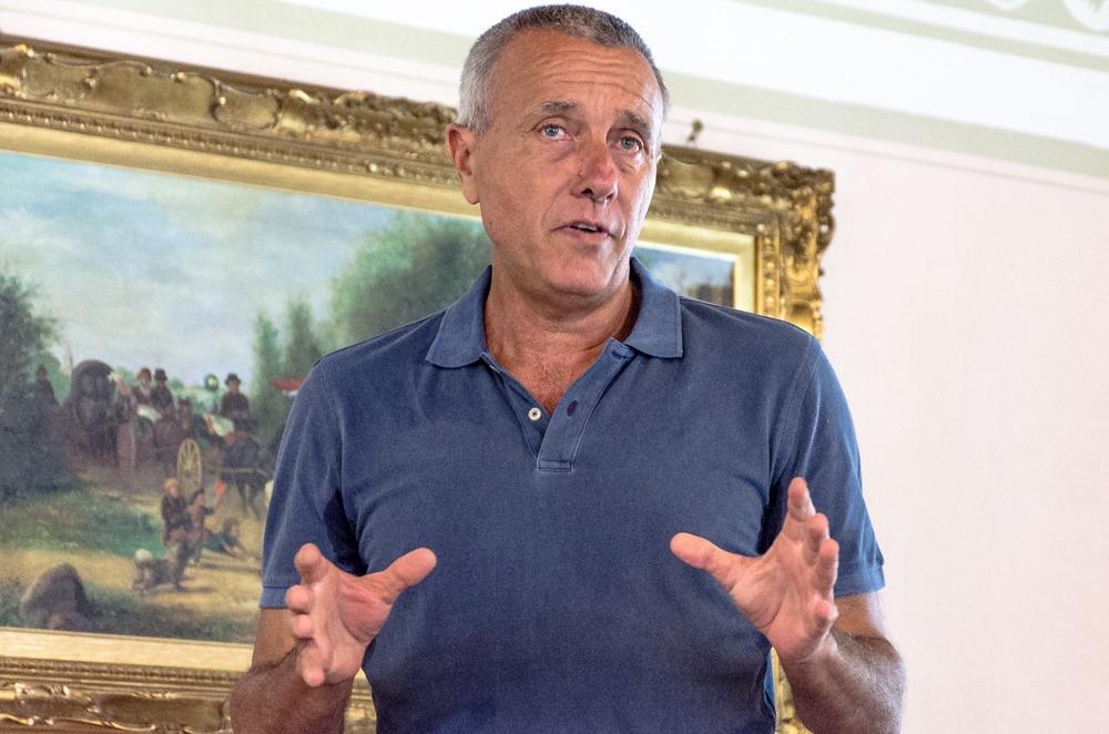 Giancarlo de Gennaro referente tecnico del Centro Qualificazione Territoriale