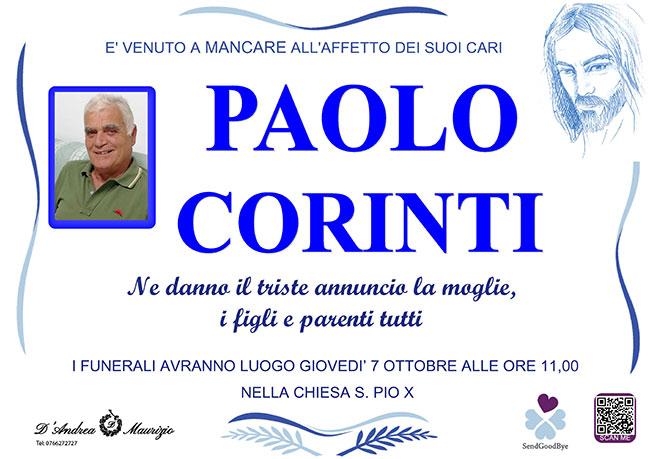 PAOLO CORINTI