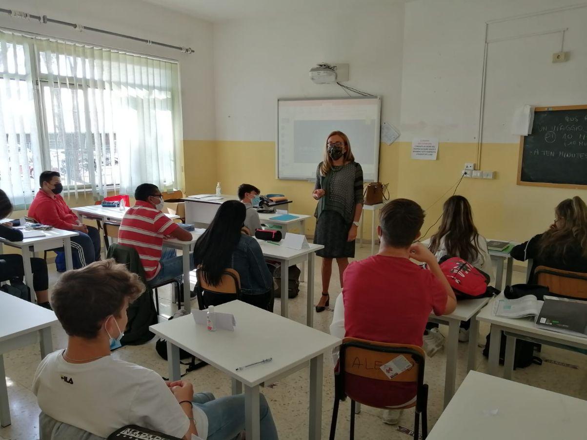 Semi di pace: col progetto Rondini raggiunti oltre 500 studenti. Obiettivo mille entro la fine dell'anno