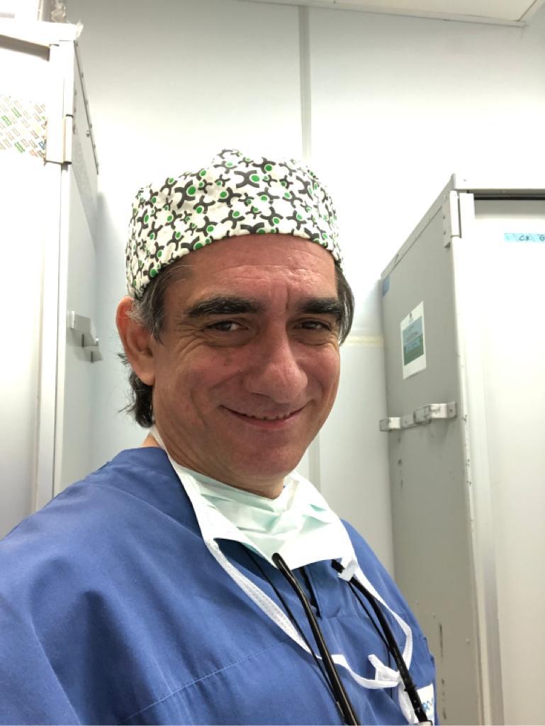 Incidente in scooter, asportata milza di un 56enne in laparoscopia al San Paolo