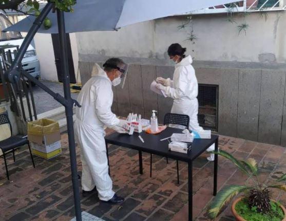 Centro diagnostico Buonarroti: ieri 9 positivi su 139 test
